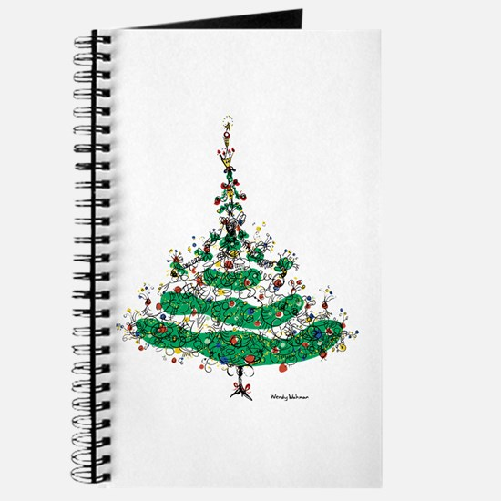 Christmas Dress Journal