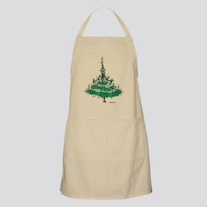 Christmas Dress Apron