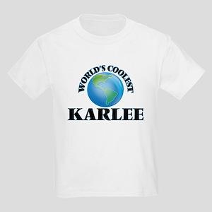 World's Coolest Karlee T-Shirt