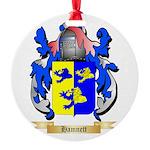 Hamnett Round Ornament