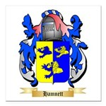 Hamnett Square Car Magnet 3