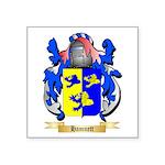 Hamnett Square Sticker 3
