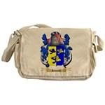 Hamnett Messenger Bag