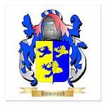 Hammond Square Car Magnet 3
