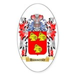Hammersly Sticker (Oval 10 pk)
