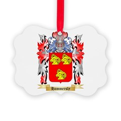 Hammersly Ornament