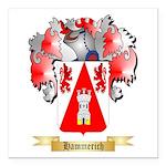 Hammerich Square Car Magnet 3