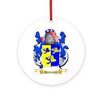 Hammann Ornament (Round)