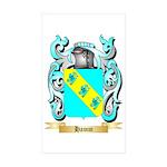 Hamm Sticker (Rectangle 50 pk)