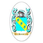 Hamm Sticker (Oval)
