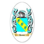 Hamm Sticker (Oval 10 pk)