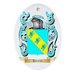 Hamm Ornament (Oval)