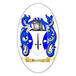 Hamling Sticker (Oval 50 pk)