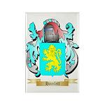 Hamlett Rectangle Magnet (100 pack)
