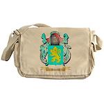 Hamlett Messenger Bag