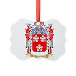 Hamilton Picture Ornament