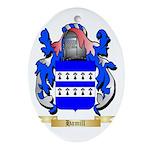 Hamill Ornament (Oval)