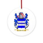 Hamill Ornament (Round)