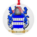 Hamil Round Ornament