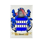 Hamil Rectangle Magnet (10 pack)