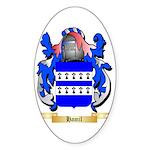 Hamil Sticker (Oval 10 pk)