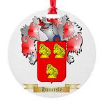 Hamersly Round Ornament