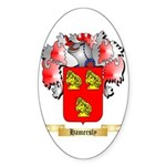 Hamersly Sticker (Oval 50 pk)