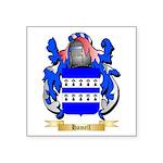 Hamell Square Sticker 3