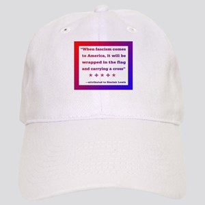 When fascism comes to America Baseball Cap