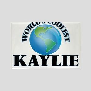 World's Coolest Kaylie Magnets