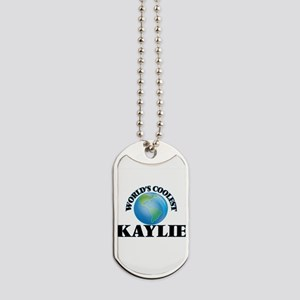World's Coolest Kaylie Dog Tags