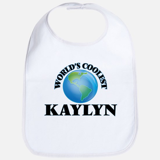 World's Coolest Kaylyn Bib