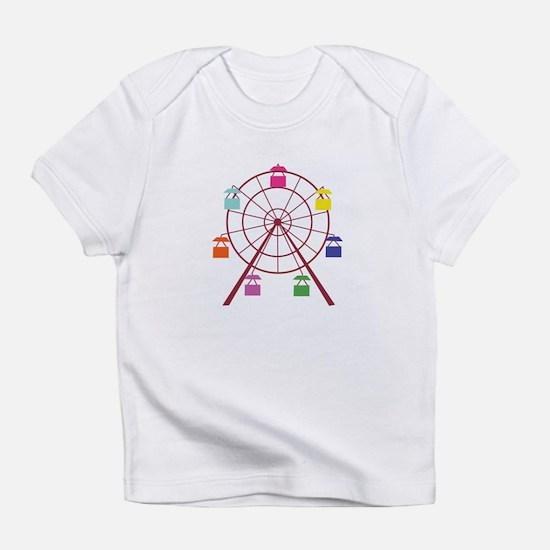 Ferris Wheel Infant T-Shirt