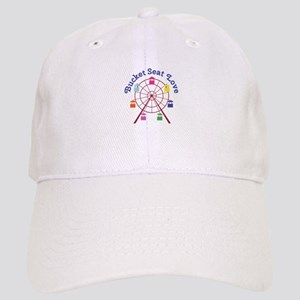 Bucket Seat Baseball Cap