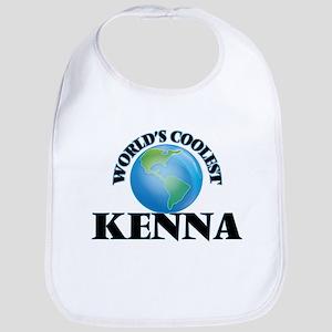 World's Coolest Kenna Bib