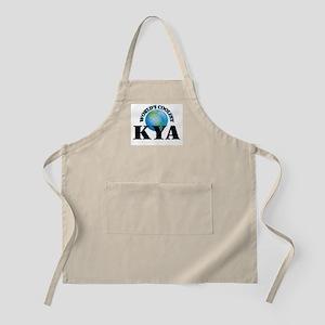World's Coolest Kya Apron