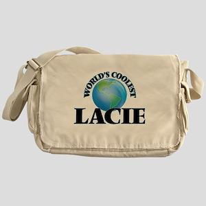 World's Coolest Lacie Messenger Bag