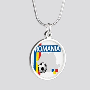 romania-soccer01 Necklaces