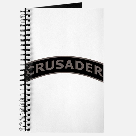 Unique Crusader Journal