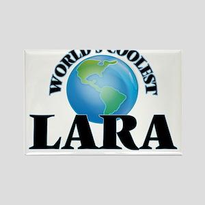 World's Coolest Lara Magnets