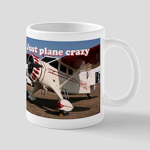 Just plane crazy: Stinson Aircraft Mugs