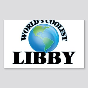 World's Coolest Libby Sticker