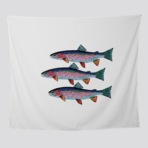SCHOOLING TIMES Wall Tapestry