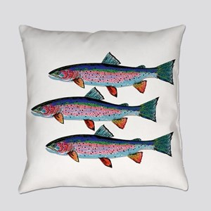 SCHOOLING TIMES Everyday Pillow