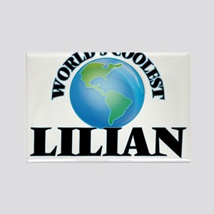 World's Coolest Lilian Magnets