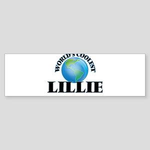 World's Coolest Lillie Bumper Sticker
