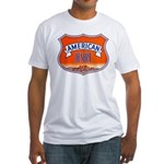 American Desert Fitted T-Shirt