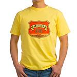 American Desert Yellow T-Shirt