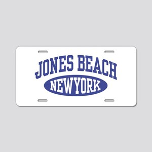 Jones Beach New York Aluminum License Plate