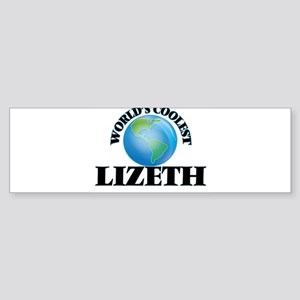 World's Coolest Lizeth Bumper Sticker